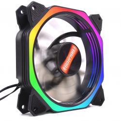 Fan Case Coolmoon Led RGB Symphony Ver 8 - 16 Triệu Màu, 366 Hiệu Ứng