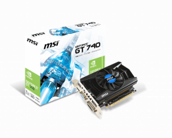 VGA MSI N740-1GD5 (Geforce GT740/ 1Gb/ DDR5/ 128Bit)