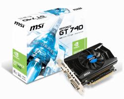 Card Màn Hình MSI GT 740 - 2GB DDR5