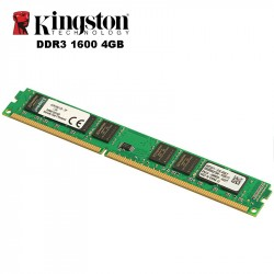 RAM Kingston 4GG DDR3 Bus 1600Mhz