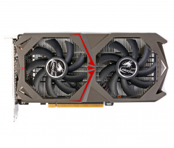 Card Màn Hình - VGA Colorful GTX 1050 SI - 2GB DDR5 (Dual Fan)
