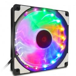 Fan Case 12cm Coolmoon - Led Nhiều Màu