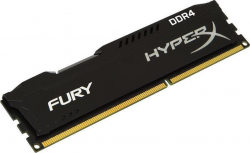 Ram Kingston HyperX Fury 8GB (1x8GB) DDR4 Bus 2400Mhz - Black (Tản Nhôm)