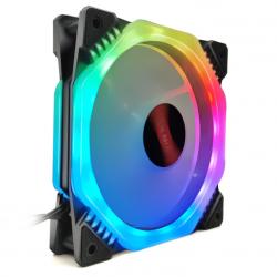 Fan Case Coolmoon Ver 9 Led RGB 16 Triệu Màu, 366 Hiệu Ứng