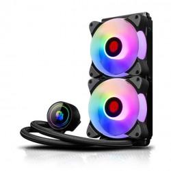 Tản Nhiệt Nước All in One Coolmoon 240 RGB - Hỗ Trợ All CPU