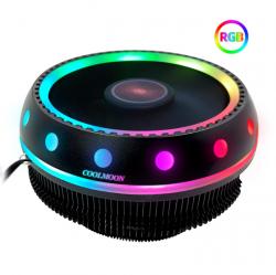 Quạt Tản Nhiệt, Fan CPU Coolmoon UFO X Led RGB