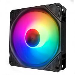 Quạt Tản Nhiệt, Fan Case Coolmoon X Led RGB 16 Triệu Màu, 366 Hiệu Ứng