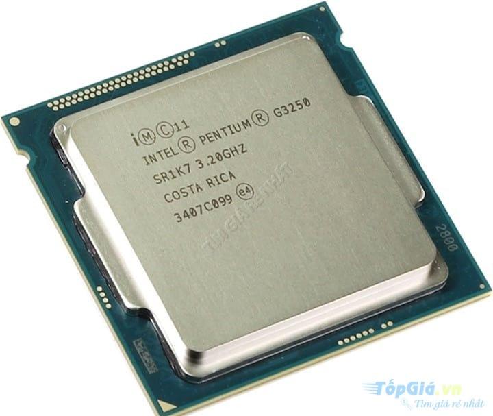 Bộ xử lý, CPU Intel® Pentium® G3250 (3M Bộ nhớ đệm, 3,20 GHz)