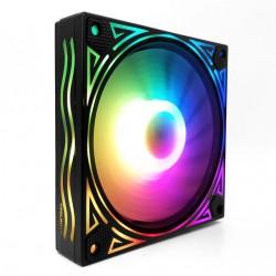 Quạt Tản Nhiệt, Fan Case Led RGB Coolmoon X Plus