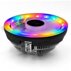 Tản Nhiệt Khí, Fan CPU Coolmoon M1 Led RGB - Tự Động Đổi Màu