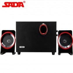 Loa Vi Tính 2.1 SADA SL-8018 Bass Siêu Trầm