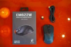 Chuột Không Dây Gaming E-Dra EM622W