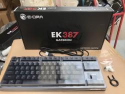 Bàn phím cơ E-DRA EK387 - Gateron Switch