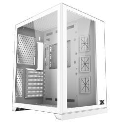 Vỏ Case Xigmatek Aquarius S ARCTIC (Mid Tower/Màu Trắng)
