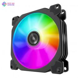 Quạt Tản Nhiệt Jonsbo FR925, Fan 9cm Led RGB - Tự Động Đổi Màu / Sync Main/ Đồng Bộ Hub