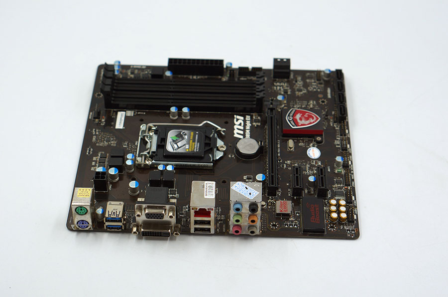 Mainboard MSI B85M - NIGHT ELF